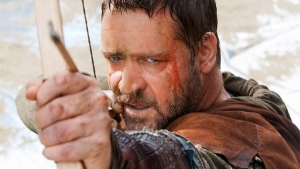 """Russell Crowe takes the title role in """"Robin Hood."""" (Universal Pictures)"""