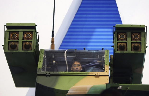China says missile defence system test successful ctv news - China southern airlines london office ...