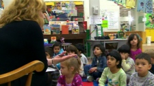 The McGuinty government has said it sees all-day kindergarten as a critical building block for the coming knowledge economy.