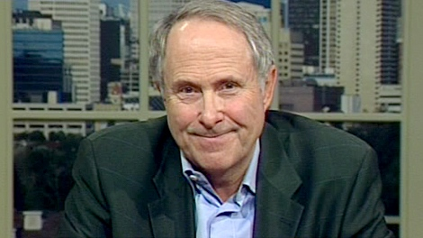 University of Calgary political scientist Tom Flanagan, as seen on CTV's Power Play on Tuesday, January 12.