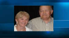 Yvonne Martin and her husband Ron, in a photo posted on their Waterloo church website.