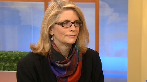 Annie Kidder, executive director of the group People for Education, appears on CTV's Canada AM, Wednesday, Jan. 13, 2010.