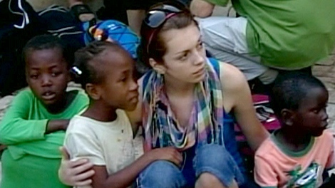 A group of teens from B.C. were rescued after spending more than four days stranded in the Haitian countryside.