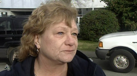 Debby Bowers, of Saanich, B.C., is speaking out about the dangers of texting and driving. Her son died in an accident that was linked to texting. Jan. 19, 2010. (CTV)