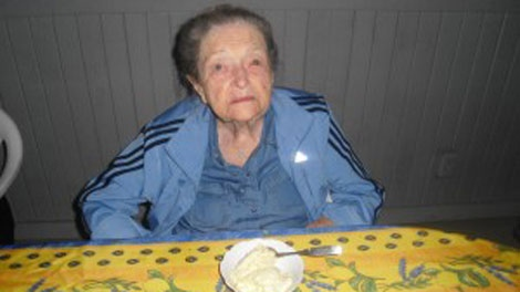 Gladys Conlyn, 99, says a raw milk diet cured her of Tuberculosis of the bowel almost 80 years ago.