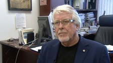 B.C.'s medical health officer, Dr. Perry Kendall, told ctvbc.ca the health risks of drinking raw milk do not outweigh any potential benefits. Jan. 22, 2010.