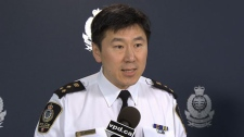 Vancouver Police Chief Jim Chu has personally apologized for a case of mistaken identity that saw an innocent man badly injured.