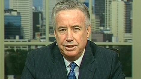 Bob Nicholson, president of Hockey Canada, appears on Canada AM from CTV studios in Calgary, Tuesday, Jan. 26, 2010.
