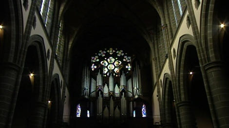 Many Anglican churches in Victoria are shutting down because of poor attendance. Jan. 26, 2010. (CTV)