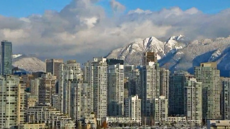 CTV News cameraman David Newcomb captures the beauty of Vancouver in a mesmerizing timelapse video feature. (CTV/David Newcomb)