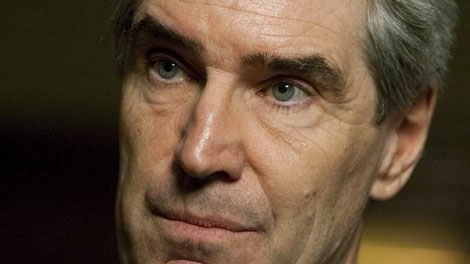 Liberal Leader Michael Ignatieff listens to a question from the media on Parliament Hill in Ottawa on Thursday, Jan. 28, 2010. (THE CANADIAN PRESS/Pawel Dwulit)