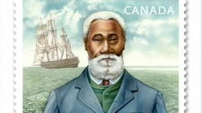 Among some of Black History Month's highlights, Canada Post will unveil a special stamp to unsung Canadian hero William Nelson Hall, pictured.
