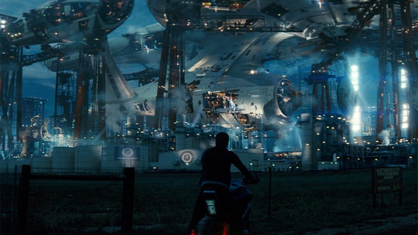 Scene from Paramount Pictures' 'Star Trek'