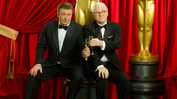 Alec Baldwin and Steve Martin will host the 82nd Annual Academy Awards, Sunday, March 7 on CTV.