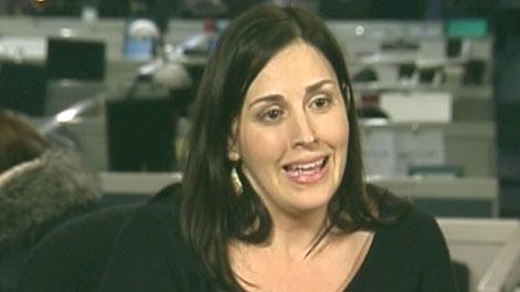 Dr. Evdokia Anagnostou of Bloorview Kids Rehab speaks with CTV News on Tuesday, Feb. 2, 2010.