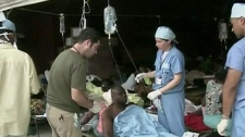 Haiti doctors and nurses