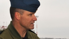 Col. Russ Williams, wing commander of 8 Wing / CFB Trenton, is seen in this undated photo.