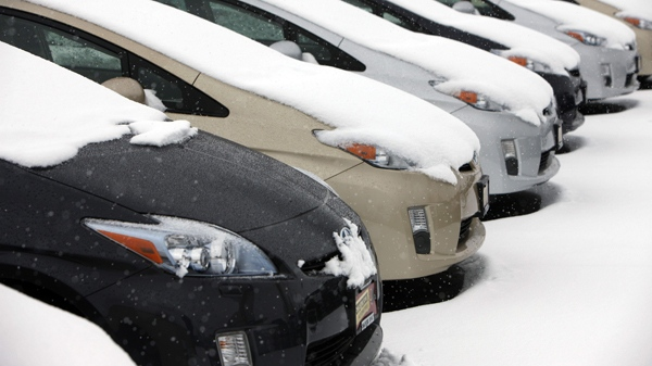 Toyota recalling Prius in Japan due to braking problems | CTV News