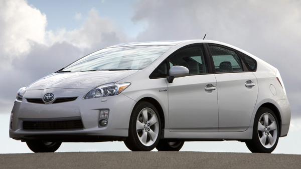 This photo released by Toyota Canada shows the 2010 Prius.