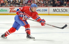 Josh Gorges of the Canadiens
