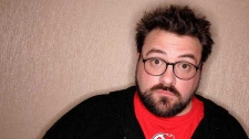 Kevin Smith poses for a portrait during the Toronto International Film Festival in Toronto. (AP / Carlo Allegri)