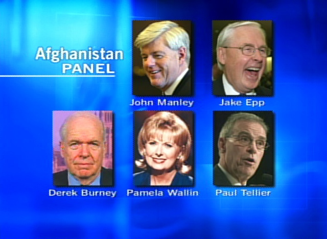 This five-person panel will decide on Canada's future in Afghanistan after the 2009 deadline for the current mission expires.
