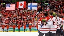 Canada anthem
