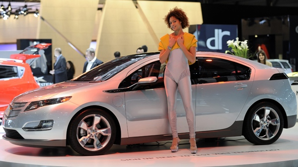 Electric Cars Widely Available In Canada By Automakers Ctv