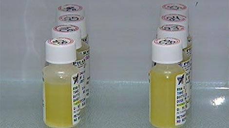 Methadone is used to help wean addicts off drugs like heroin, OxyContin and morphine.