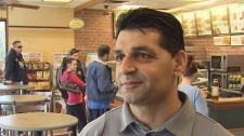 Subway�s Dal Nagra credits his staff�s teamwork and training for the restaurant�s great performance in Fraser Health�s inspections.
