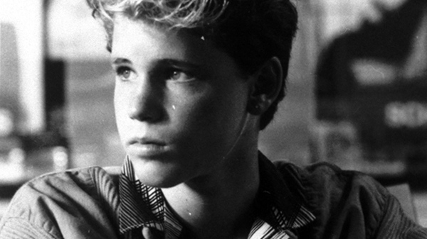 Corey Haim is seen in this 1987 publicity image provided by Warner Bros.