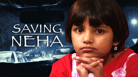 In her short life, Neha Munir has survived horrors that no child should ever experience.