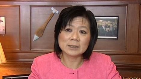 Healthy Living Minister Ida Chong.