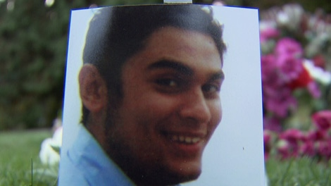 Peyman Seyed-Zavari was a football player for Pinetree Secondary School.