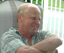 Ed Schellenberg is seen in this image made available to CTV News by the family.