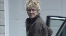 Karen Briker was one of two crew members on the bridge at the time of the Queen of the North sinking. (CTV)