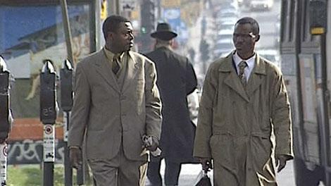 blacks in Montreal