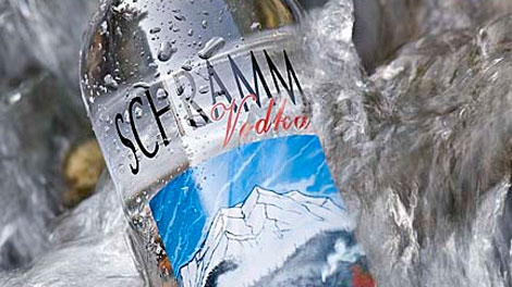 Schramm Vodka, brewed in Pemberton, B.C., beat out competitors in 25 countries to win