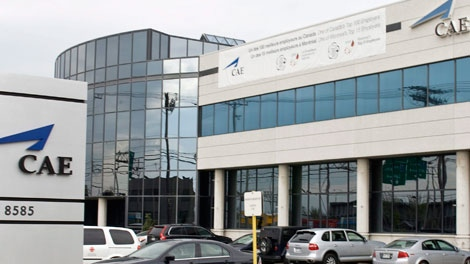 CAE Headquarters in Montreal