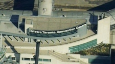 The Metro Toronto Convention Centre on Front St. W. will host the June 26-27, 2010 G20 Summit.