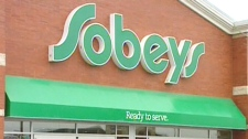Police were called to this Sobeys outlet in southern Calgary when a customer returned an avacado that had a metal object inside on Tuesday, March 23, 2010.