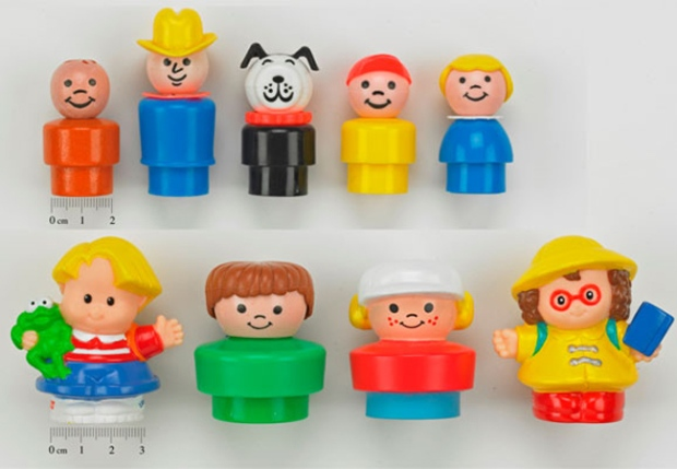 Best Little People Toys : Old style little people toys are a choking risk ctv news