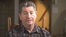 Dan Childerhorse of Dorchester, Ont. tells CTV W5 about his struggle to get medication for a a rare blood cancer.