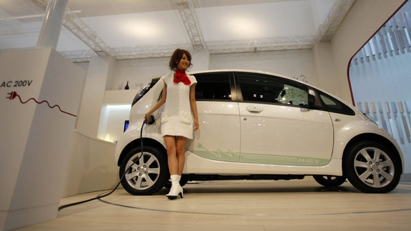 Japanese start buying affordable electric cars ctv news for Who buys electric motors near me
