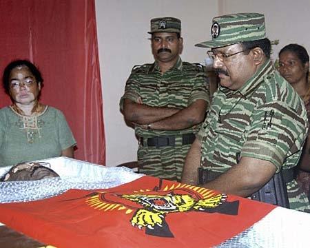 prabhakaran death