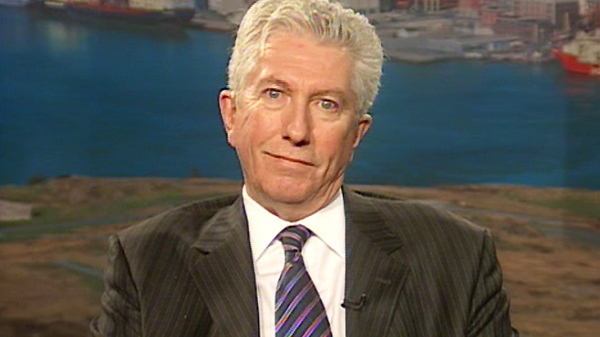 Bloc Quebecois Leader Gilles Duceppe speaks on Canada AM from CTV's studios in St. John's, N.L. on Wednesday, April 7, 2010.