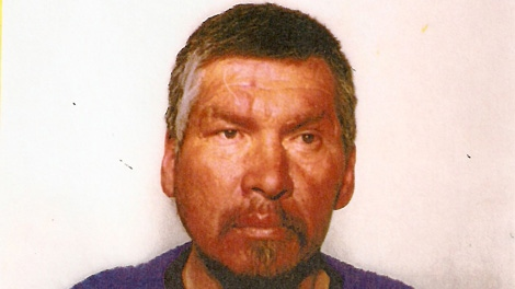 Frank Paul, who died after being left in an lane-way while drunk is seen in this undated photo.