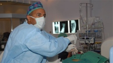A file photo of Kuwaiti interventional radiologist Dr. Tariq Sinan (courtesy Dr. Sinan)
