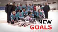 W5 presents an inspirational documentary about a hockey team from a gang-plagued area of Toronto -- and a hockey program called HEROS that's transforming the lives of young people from poor neighbourhoods.