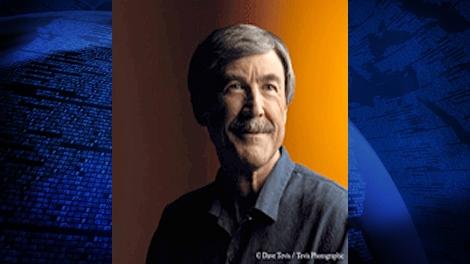 Author Paul Davies is shown. (Davies / Houghton Mifflin Harcourt)